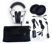 Вид 3 - Наушники (гарнитура) Kingston HyperX Cloud Gaming Headset White