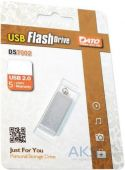 Флешка Dato 8GB DS7002 USB 2.0 (DT_DS7002S/8GB) silver