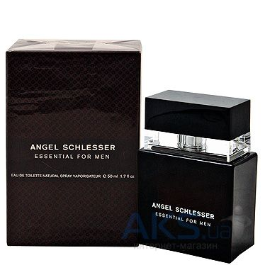 Angel Schlesser Essential for Men Туалетная вода 50 ml