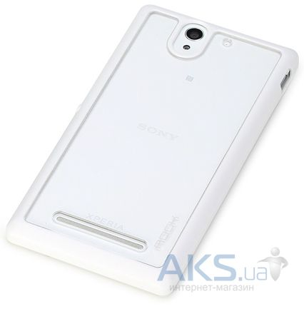 Чехол Rock Enchanting Series Sony Xperia T3 D5102 White