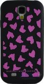 Чехол Marc Jacobs Samsung Galaxy S4/I9500 Love Case Hot Pink