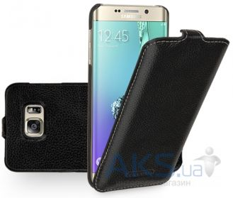 Чехол TETDED Leather Flip Samsung G928 Galaxy S6 Edge Plus Black