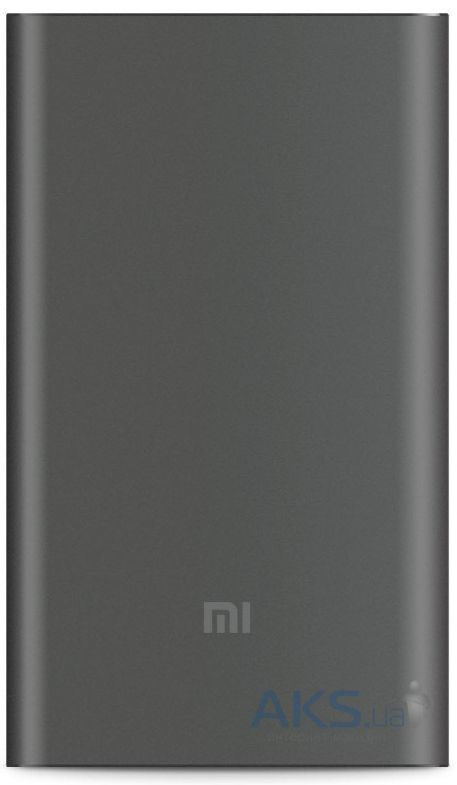 Внешний аккумулятор Xiaomi mi Power Bank Pro 10000mAh With Type-C Black (PLM01ZM)
