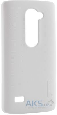 Чехол Nillkin Super Frosted Shield LG Optimus Y50 Leon H324 White