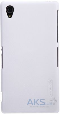Чехол Nillkin Super Frosted Shield Sony Xperia Z1 C6902 White