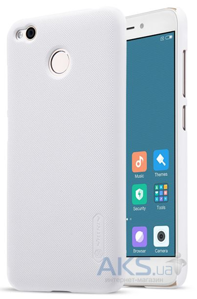 Чехол Nillkin Super Frosted Shield Xiaomi Redmi 4X White