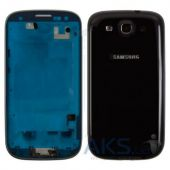 Корпус для телефону Samsung i9300 Galaxy S3 Black