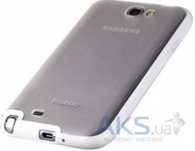 Чехол Yoobao 2 in 1 Protect case for Samsung i9250 Galaxy Nexus White (PCSAMI9250-WT)