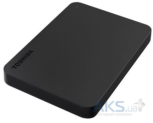 Жесткий диск внешний Toshiba Canvio Basics 1 TB (HDTB410EK3AA)