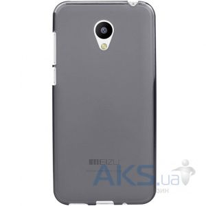 Чехол REMAX Ultra Thin TPU Meizu M3, M3 mini Gray