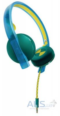 Наушники (гарнитура) Philips SHO4200 O'Neill BEND Blue/Green