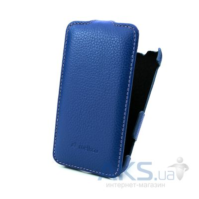 Чехол Melkco Leather Case Jacka Dark for Nokia Lumia 620 Blue (NKLU62LCJT1DBLC)