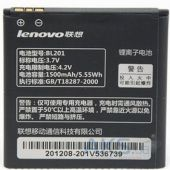 Аккумулятор Lenovo A60+ IdeaPhone / BL201 (1500 mAh) Original