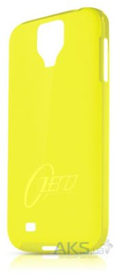 Чехол ITSkins Zero.3 cover case for Samsung i9500 Galaxy S IV Yellow (SGS4 ZERO3 YELW)