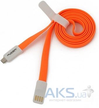 Кабель USB Auzer micro USB Cable Orange (AC-M1)