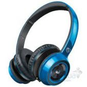 Вид 2 - Наушники (гарнитура) Monster NCredible NTune On-Ear Headphones Candy Blue (MNS-128505-00)
