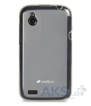 Чехол Melkco Poly Jacket TPU cover for HTC Desire V T328w/Desire X transparent (O2DESVTULT2TSMT)