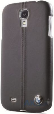 Чехол BMW Leather Hard Case for Samsung Galaxy S4 Black (BMFLS4LB)