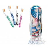 Зубная щетка Trisa SonicPower Akku Pro Interdental Soft Duo 4667.0210