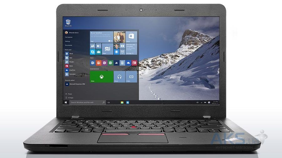 Ноутбук Lenovo ThinkPad Edge E450 (20DCS00F00)