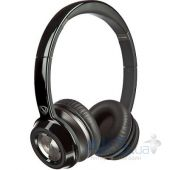 Наушники (гарнитура) Monster NCredible NTune On-Ear Headphones Matte Black (MNS-128519-00)