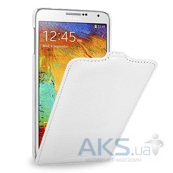 Чехол TETDED Leather Flip Series Samsung N9000 Galaxy Note 3, N9002 Galaxy Note 3 White