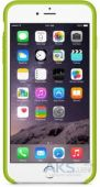 Вид 2 - Чехол Apple Silicone Case for iPhone 6 Plus Green (MGXX2)