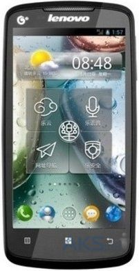 Сенсор (тачскрин) для Lenovo A630T Original Black