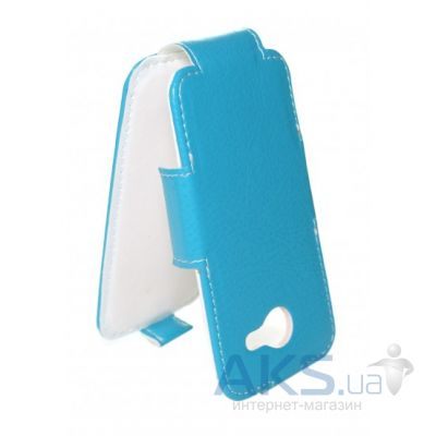 Чехол Sirius Flip case for Sony Xperia E1 Dual D2105 Blue