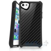Чехол ITSkins Atom Sheen Carbon for iPhone 5C Black (APNP-ATSCA-BLCK)