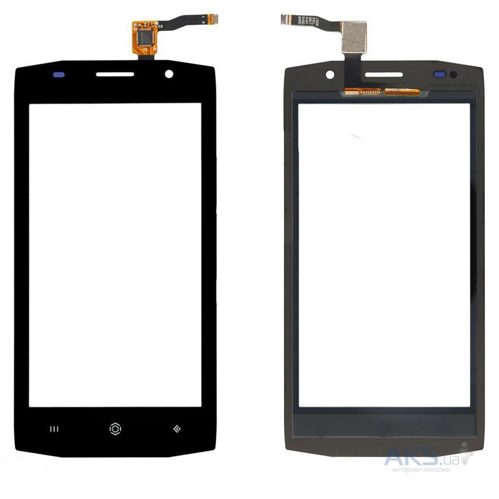 e53d264272952 ≻ Купить тачскрин для телефона DOOGEE ZoJI Z6 Original Black в ...