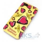 Вид 2 - Чехол Vivienne Westwood Case Heart Apple iPhone 5, iPhone 5S, iPhone 5SE
