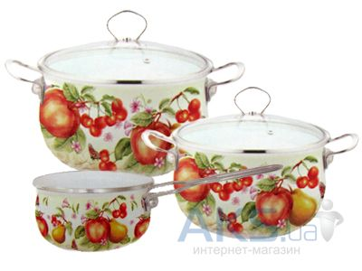 Набор посуды LessNer Fruit 55819