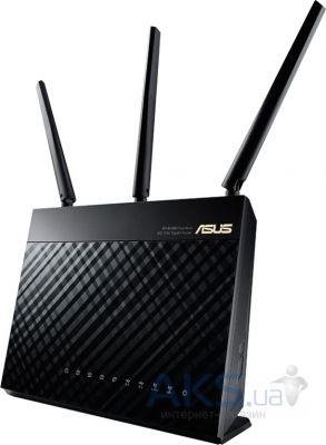 Роутер Asus RT-AC68U Black