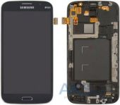 Дисплей (экраны) для телефона Samsung Galaxy Mega 5.8 I9152 + Touchscreen with frame Original Blue