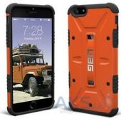 Вид 3 - Чехол UAG Urban Armor Gear Apple iPhone 6/6S Outland Orange (IPH6/6S-RST-VP)