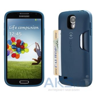 Чехол Speck for Samsung Galaxy S4 I9500 SmartFlex Card Deep Sea Blue (SPK-A2072)