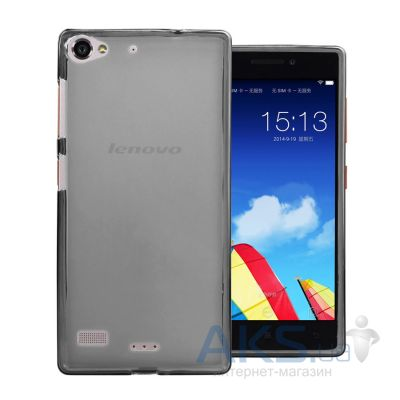 Чехол Original Silicon Case Matte Lenovo S898 Black