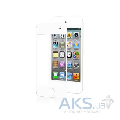 Защитная пленка Moshi iVisor AG White for iPod touch 4G (99MO047906)