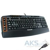 Клавиатура Logitech G710+ Mechanical Gaming KBD (920-005707) Black