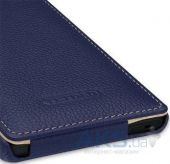 Вид 3 - Чехол TETDED Leather flip case Sony Xperia Z3 D6603 Blue