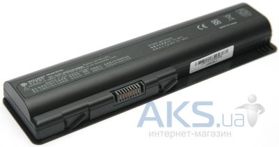 Батарея для ноутбука HP Pavilion DV4 (HSTNN-DB72, HP5028LH) 10,8V 4400mAh PowerPlant