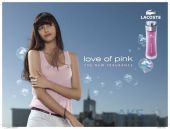 Lacoste Love of Pink Туалетная вода 30 мл