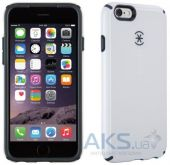Чехол Speck CandyShell iPhone 6, iPhone 6S White/Charcoal Grey (SP-73424-B860)