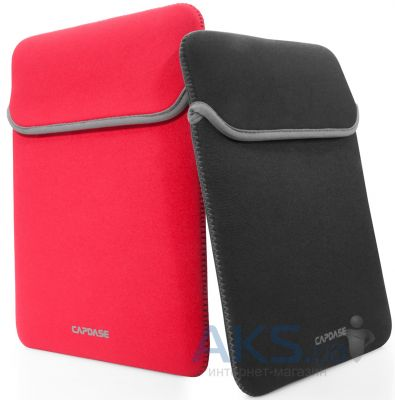 Чехол для планшета Capdase ProKeeper Case Slipin Shell-10 inch for Tablet/iPad Black/Red (PK00A100-L019	)