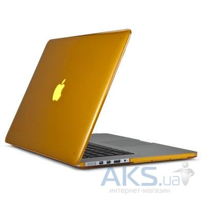 "Чехол Speck MacBook Pro (with Retina display) 13"" SeeThru Butternut Squash Orange (SPK-A1886)"