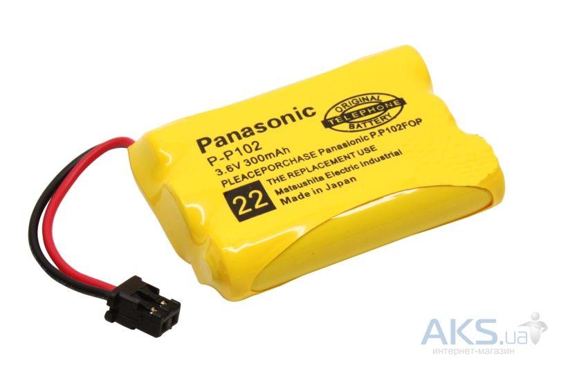 Аккумулятор для радиотелефона p-p102 3,6v 550mah в магазине aksua