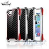 Вид 3 - Чехол ITSkins Outlaw for iPhone 5/5S White (APH5-OTLAW-WITE)