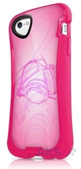 Чехол ITSkins Sesto HD for iPhone 5/5S Pink (APH5-SESHD-PINK)