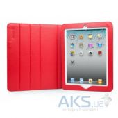 Вид 3 - Чехол для планшета Capdase Capparel Protective Case Forme Red/Black for iPad 2 (CPAPIPAD2-1091)